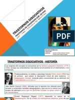 Psiquiatría - Trastornos disociativos de la personalidad