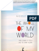June Free Chapter - The Whole of My World by Nicole Hayes