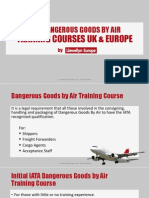 IATA Dangerous Goods by Air
