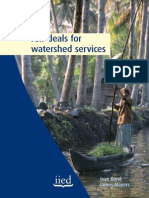 Fair Deals for Watershed Services in Indonesia