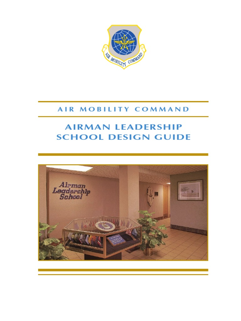 Airman Leadership School Design Guide