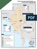 04.01.13 - USAID-DCHA Burma Complex Emergency Program Map