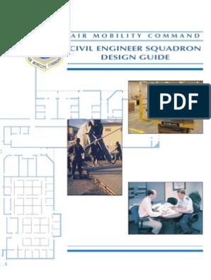 Usaf Civil Engineer Squadron Design Guide Warehouse Data Center