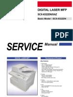 Samsung SCX 6322DN