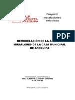 Memoria Caja Municipal de Arequipa Miraflores Final1