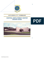 USAF Deployment Center Design Guide