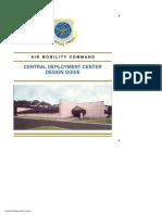 USAF Deployment Center Design Guide