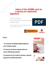 Application of the U(Sim) Card as Secure Device for Eletronic Signaturen_Fuertes Pedro