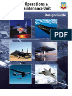USAF Aircraft Maintenance Facilities Design Guide
