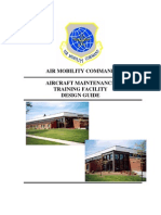 USAF Aircraft Maintenance Training Facilities Design Guide