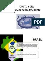 Costos Del Transporte Maritimo