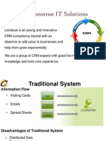 CRM - For all business solutions