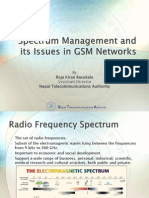 TTC Spectrum Management Lecture