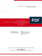 Categorización y triangulación como procesos de validación del conocimiento en investigación cualita