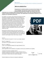 Misterioeducacionyciencia.blogspot.com.Es-La Induccin Matemtica Es Deductiva
