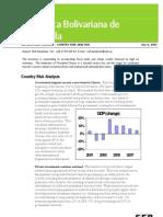 SEB Country Analysis 2007 Venezuela
