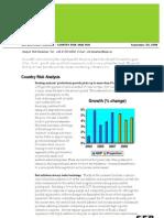 SEB Country Analysis 2008 Brazil