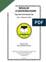 Fiqih - Riba & Bunga Bank
