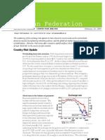 SEB Country Analysis Feb 2009 Russia