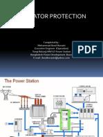 Generator Protection Class presentation