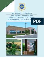 USAF OSI Facilities Design Guide