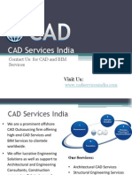 Cost-effective and Time-bound CAD and Building Information Modeling services