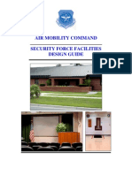 USAF Security Facilities Design Guide