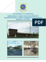 USAF Storage Facilities Design Guide