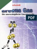 Ulrich F. Sackstedt - Browns Gas-2010-TRUTH
