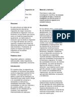 Artículo científico-Migración
