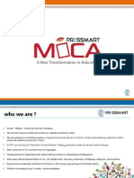 MOCA (Mobile Classroom Application)