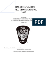 2013 School Bus Inspection Manual