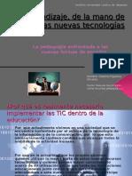 El aprendizaje, de la mano de las tecnologías 2