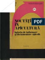 Noutati in Apicultura - Nr. 2 - 1977