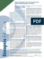 Informe Mckinsey Resumen en español