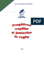 Pregatirea Copiilor Si Juniorilor in Rugby(1)