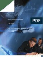 The Virginia Class Submarine Program