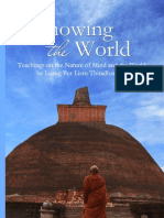 Knowing the World - Teachings on the Nature of Mind and the World - Luang Por Liem