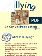 essays on bullying and victimization