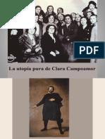 La Utopia Pura de Clara Campoamor