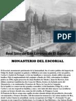 Real Sitio de San Lorenzo de El Escorial.ppt