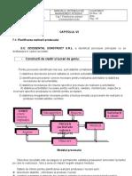 Cap.7-Planificarea Realizarii Produsului