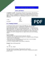 Unit 8R - Oxygen Containing Organic Compounds