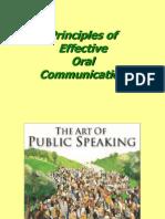 4. Public Speaking Skills