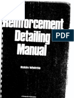 Reinforcement Detailing Manual 1