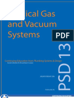 Medical Gas & Vacuum System