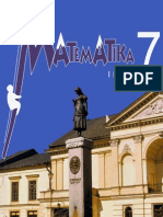 Matematika 7. I Dalis (2003) by Cloud Dancing