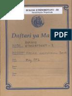 Bukusu Ethnobotany - III