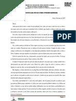 RELATÓRIO Visita de Estudo Prof. Luís Gonçalves