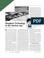 Biosphere Technology in the Nuclear Age (www.mohdpeterdavis.com)